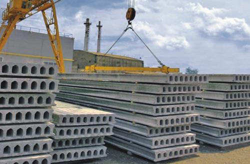 бетонные плиты перекрытий